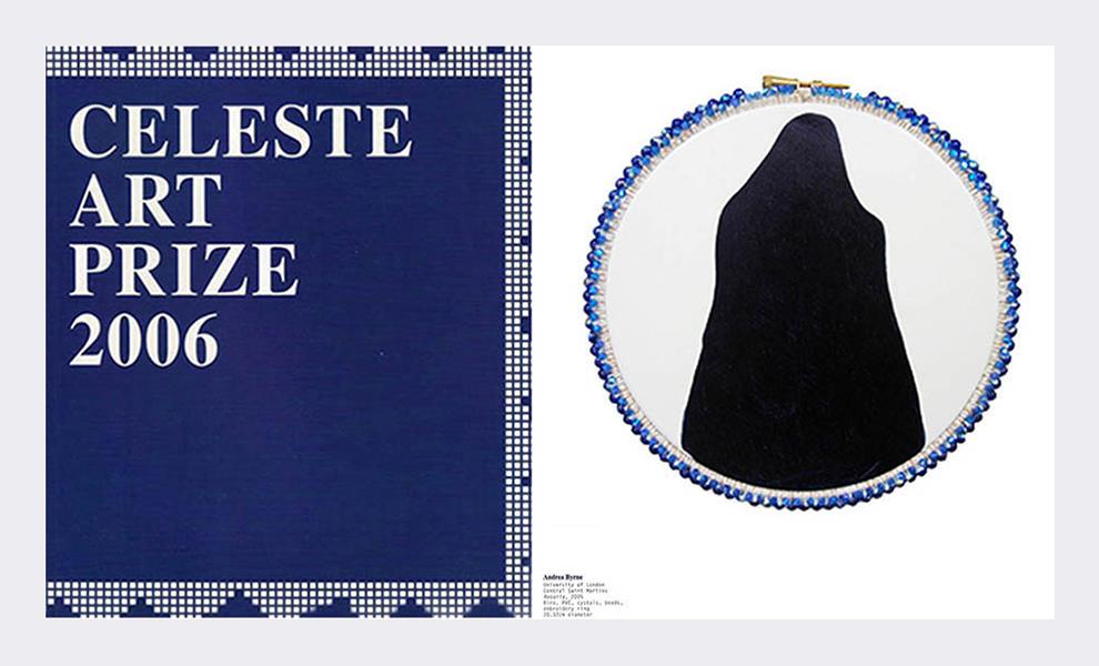 Celeste / Goldsmiths College, University of London catalogue  (2006)